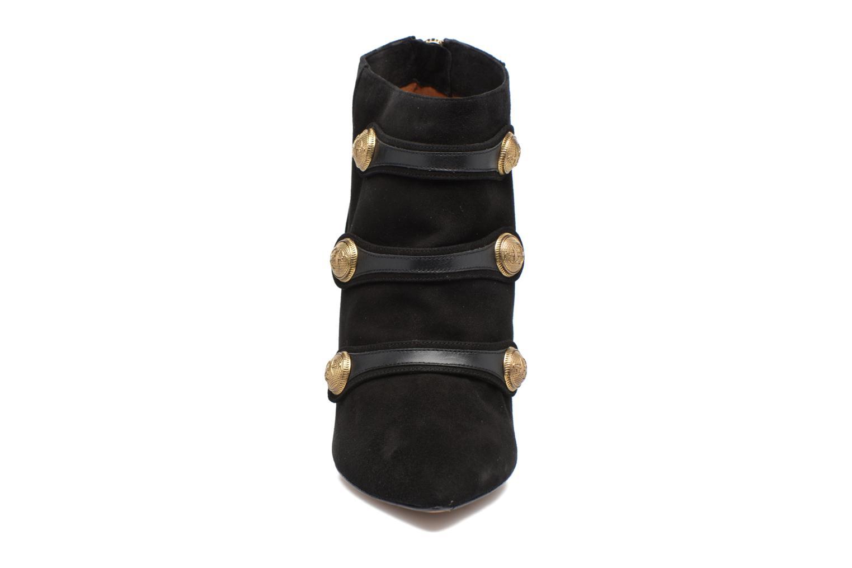 Bottines et boots Pura Lopez BNAL134 Noir vue portées chaussures