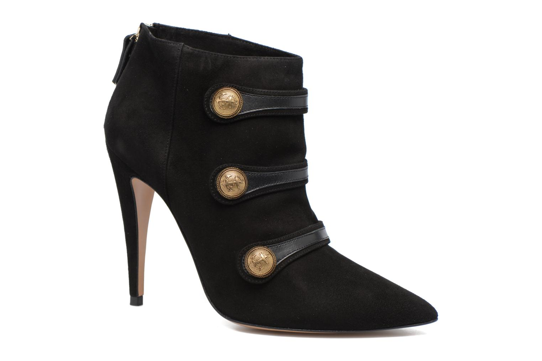 Bottines et boots Pura Lopez BNAL134 Noir vue détail/paire