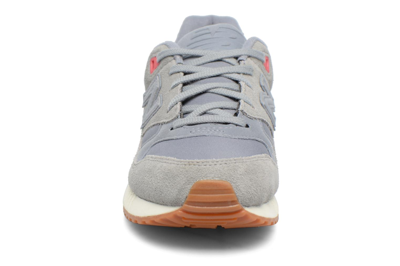 Baskets New Balance W530 B Gris vue portées chaussures