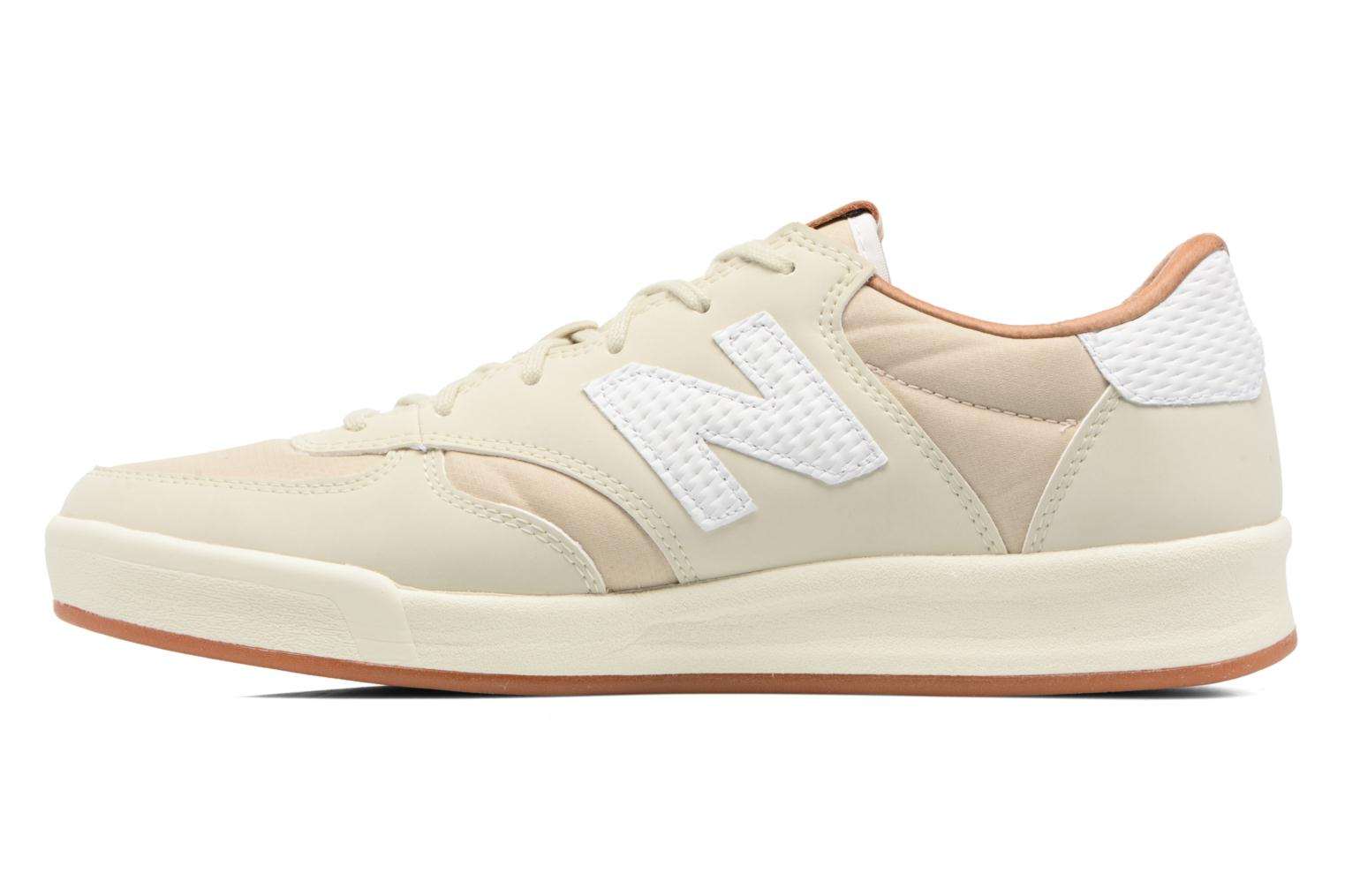 Sneakers New Balance WRT300 Beige se forfra