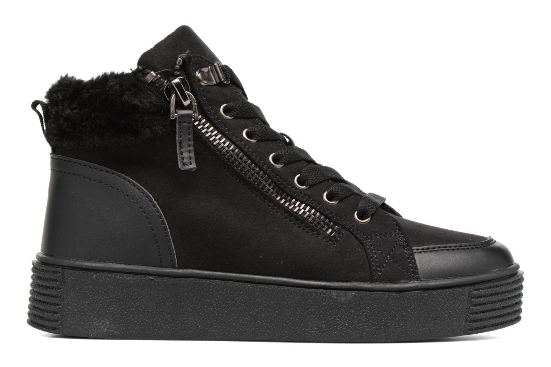 Baskets I Love Shoes THEMO Noir vue derrière