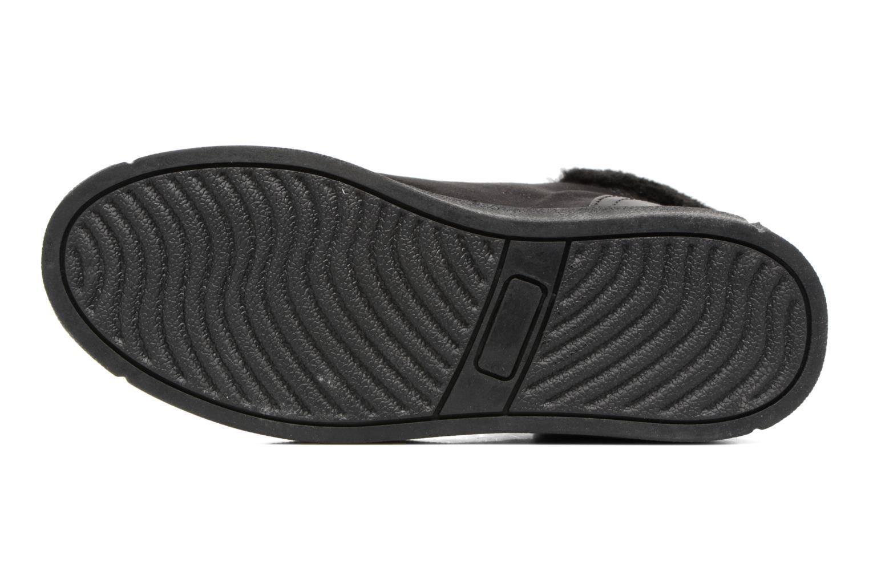 Baskets I Love Shoes THEMO Noir vue haut