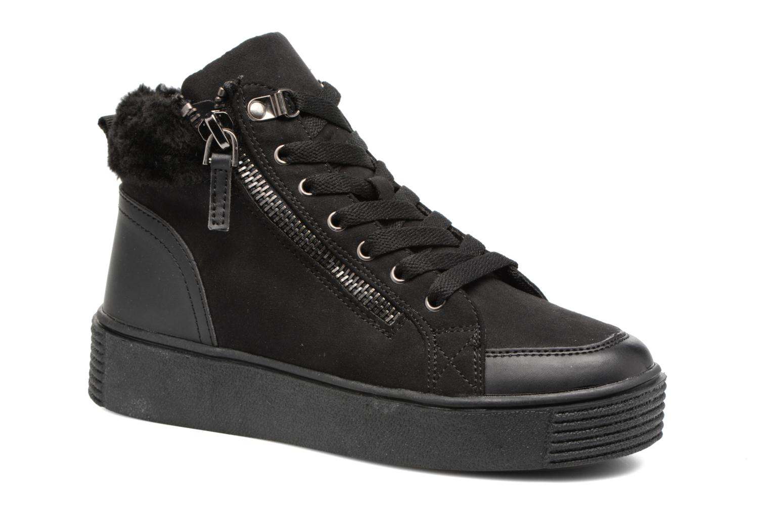 I Love Shoes THEMO (Noir) - Baskets chez Sarenza (299000)