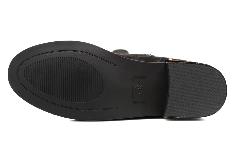 Bottes I Love Shoes THIANA Noir vue haut
