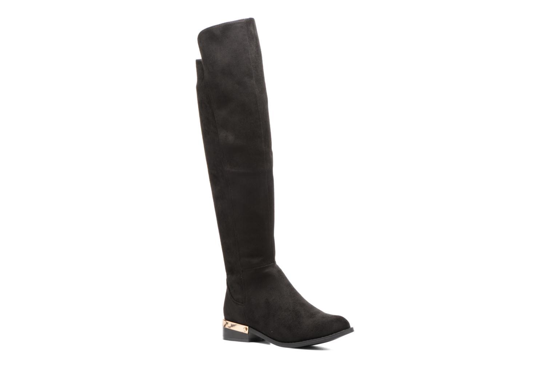 Bottes I Love Shoes THIANA Noir vue détail/paire