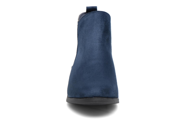 Botines  I Love Shoes THENAR Azul vista del modelo