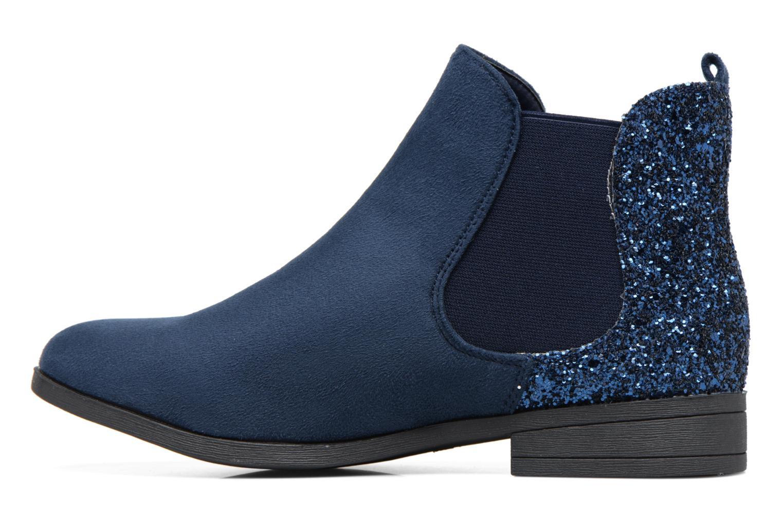 Botines  I Love Shoes THENAR Azul vista de frente
