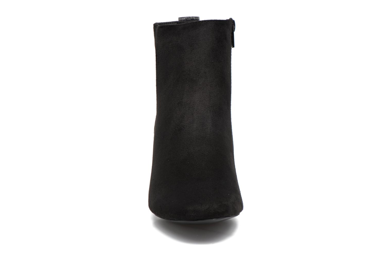 Stivaletti e tronchetti I Love Shoes THIOL Nero modello indossato