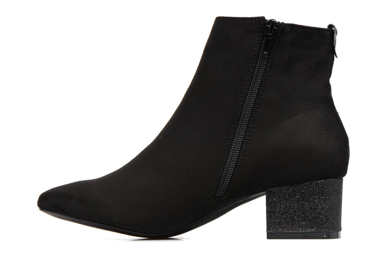 Bottines et boots I Love Shoes THIOL Noir vue face