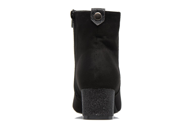 Boots en enkellaarsjes I Love Shoes THIOL Zwart rechts