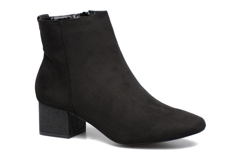 Boots en enkellaarsjes I Love Shoes THIOL Zwart detail