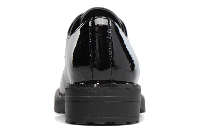 Chaussures à lacets I Love Shoes THRYCIA Noir vue droite