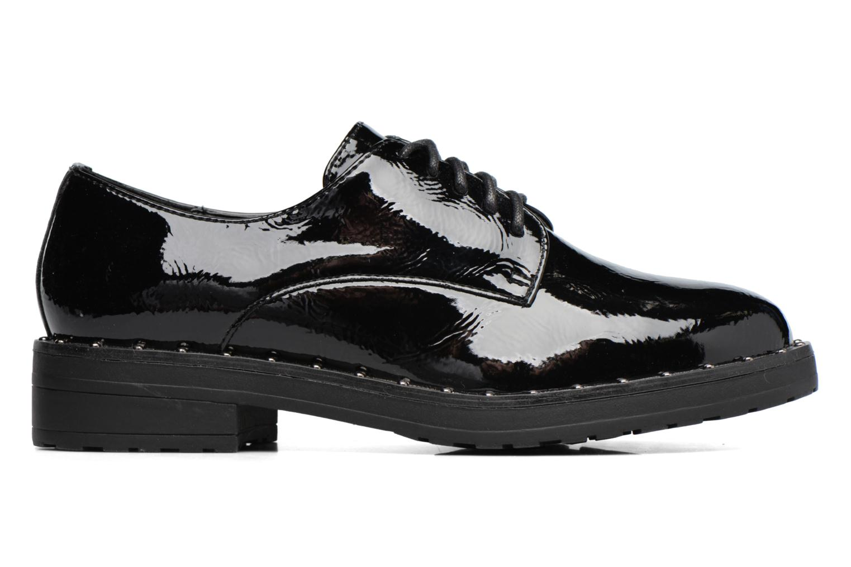 Zapatos con cordones I Love Shoes THRYCIA Negro vistra trasera