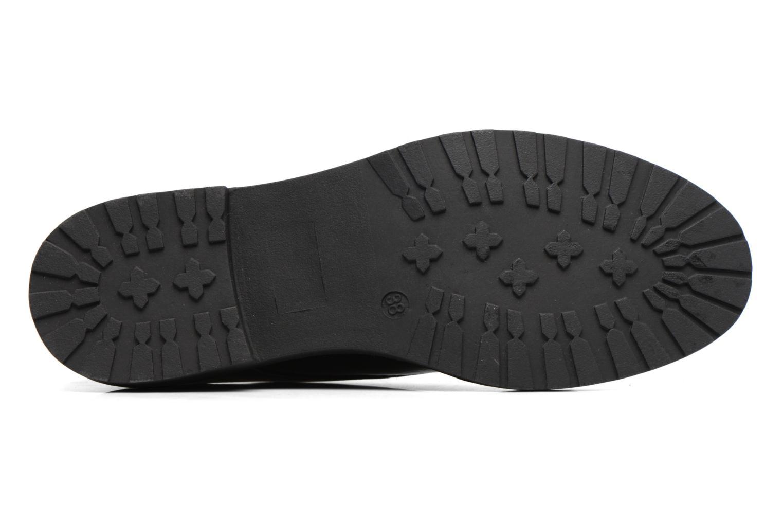 Zapatos con cordones I Love Shoes THRYCIA Negro vista de arriba