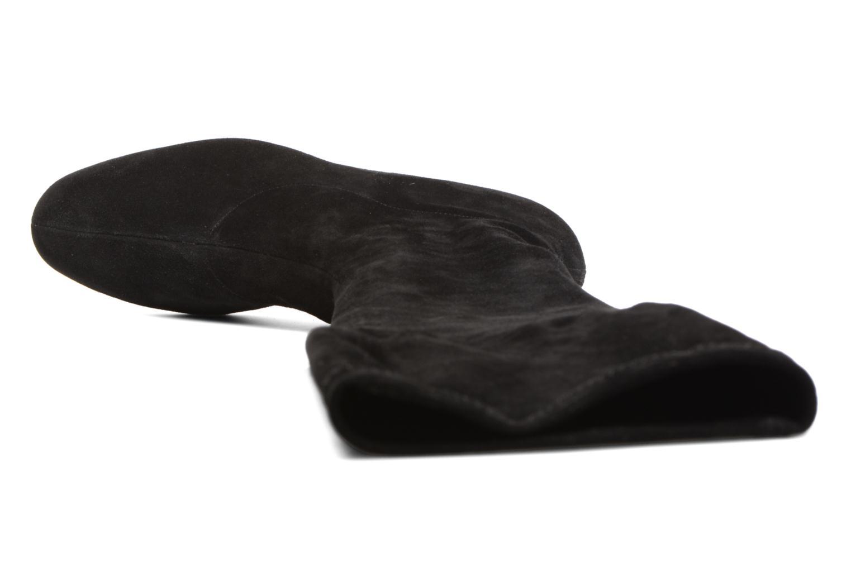 Fissan Velours Stretch Noir 1132