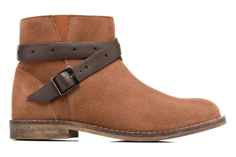 Stivaletti e tronchetti I Love Shoes SELIA LEATHER Marrone immagine posteriore