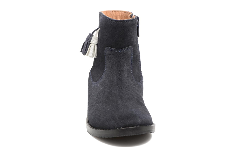 Bottines et boots I Love Shoes SYLVE LEATHER Bleu vue portées chaussures
