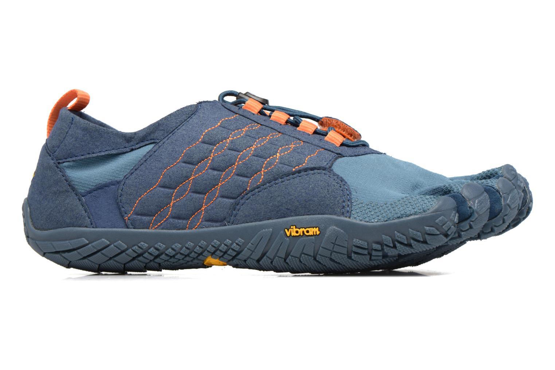 Chaussures de sport Vibram FiveFingers Trek Ascent Bleu vue derrière
