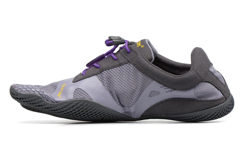 Zapatillas de deporte Vibram FiveFingers KSO Evo Violeta      vista de frente