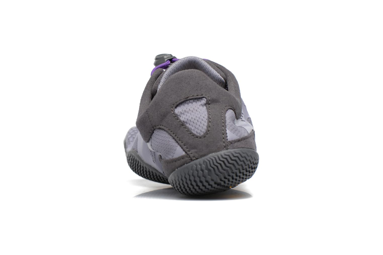 Zapatillas de deporte Vibram FiveFingers KSO Evo Violeta      vista lateral derecha