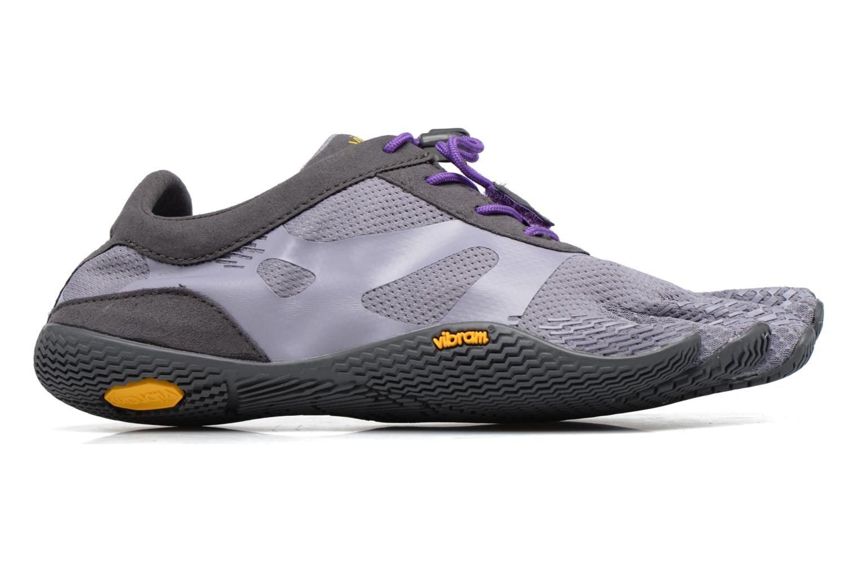 Chaussures de sport Vibram FiveFingers KSO Evo Violet vue derrière