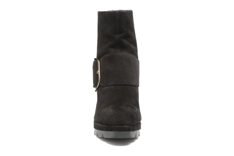 Bottines et boots Bruno Premi Athena Noir vue portées chaussures