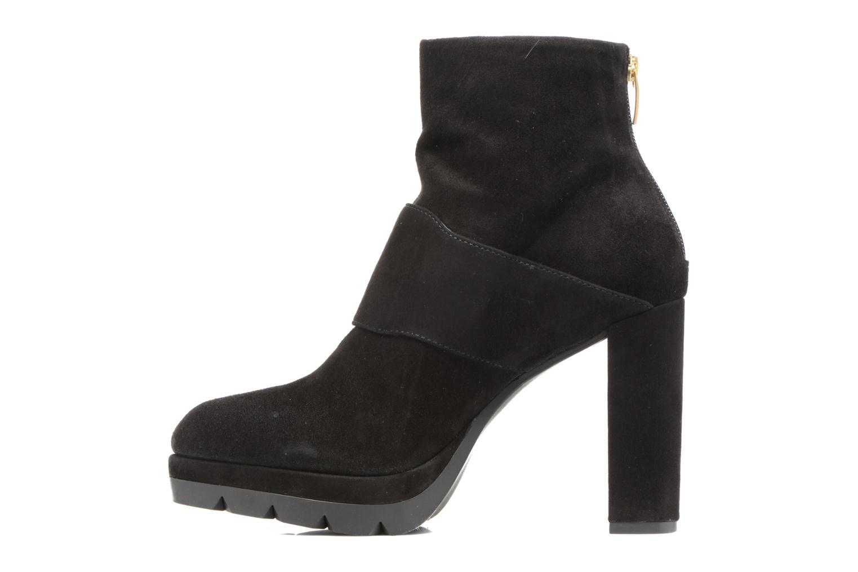 Bottines et boots Bruno Premi Athena Noir vue face