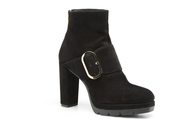 Bottines et boots Bruno Premi Athena Noir vue détail/paire