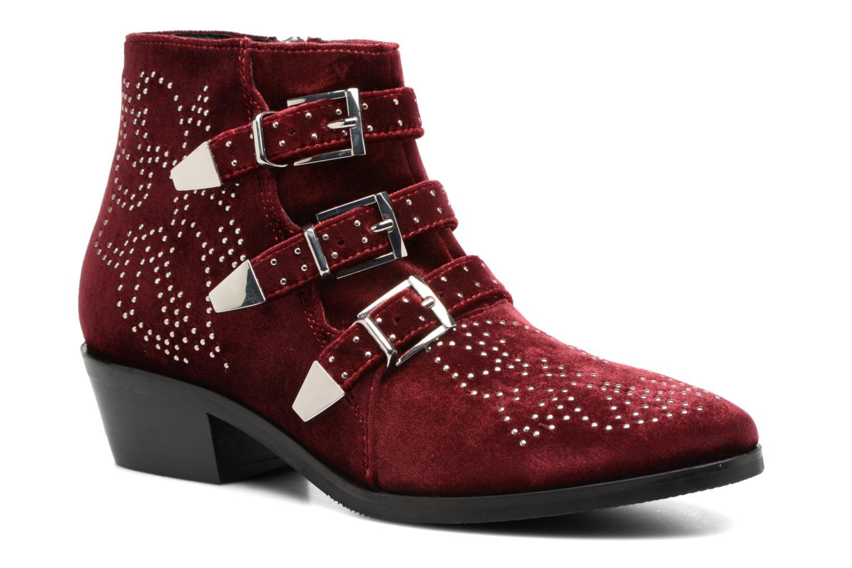 Grandes descuentos últimos zapatos Bruno Premi Bonnie (Vino) - Botines  Descuento