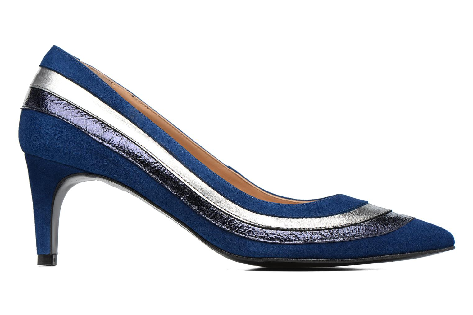 Pumps Made by SARENZA Snow Disco #3 Blauw detail