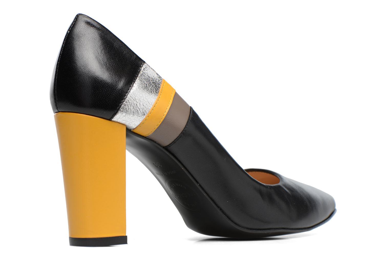 Zapatos de tacón Made by SARENZA Snow Disco #5 Negro vista de frente