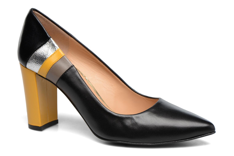Zapatos de tacón Made by SARENZA Snow Disco #5 Negro vista lateral derecha