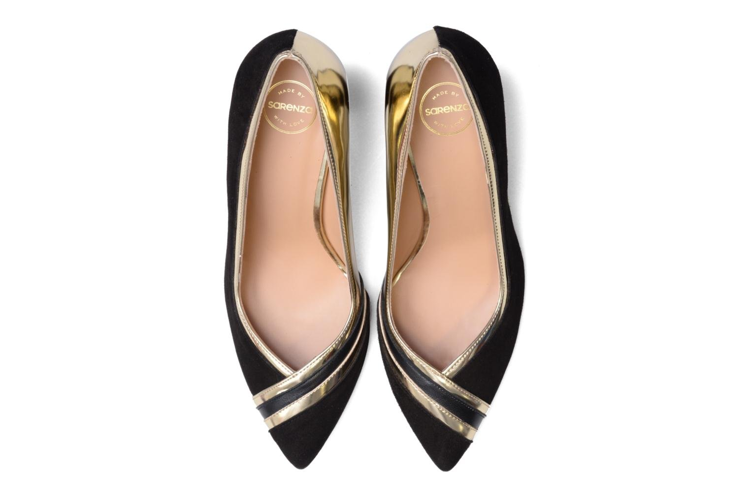 High heels Made by SARENZA Shoe Officer #6 Black model view