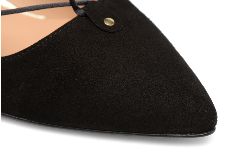 Escarpins Made by SARENZA Shoe Officer #8 Noir vue gauche
