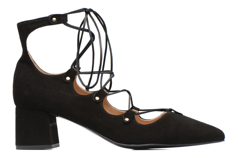 Escarpins Made by SARENZA Shoe Officer #8 Noir vue détail/paire