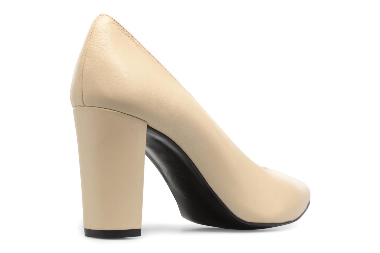 Zapatos de tacón Made by SARENZA Crazy Seventy #5 Blanco vista de frente