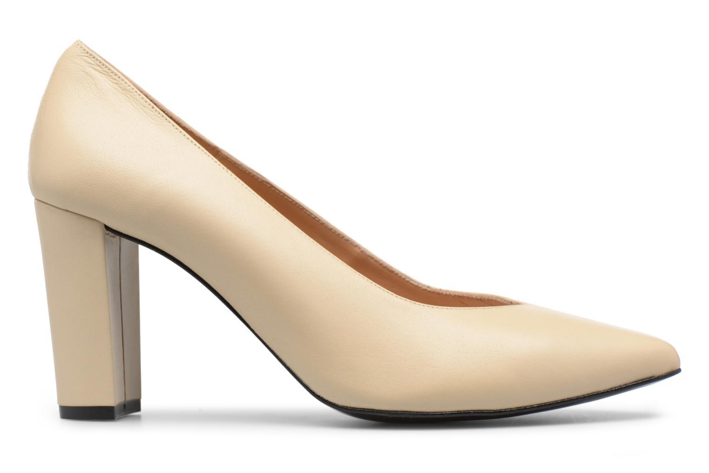 Zapatos de tacón Made by SARENZA Crazy Seventy #5 Blanco vista de detalle / par