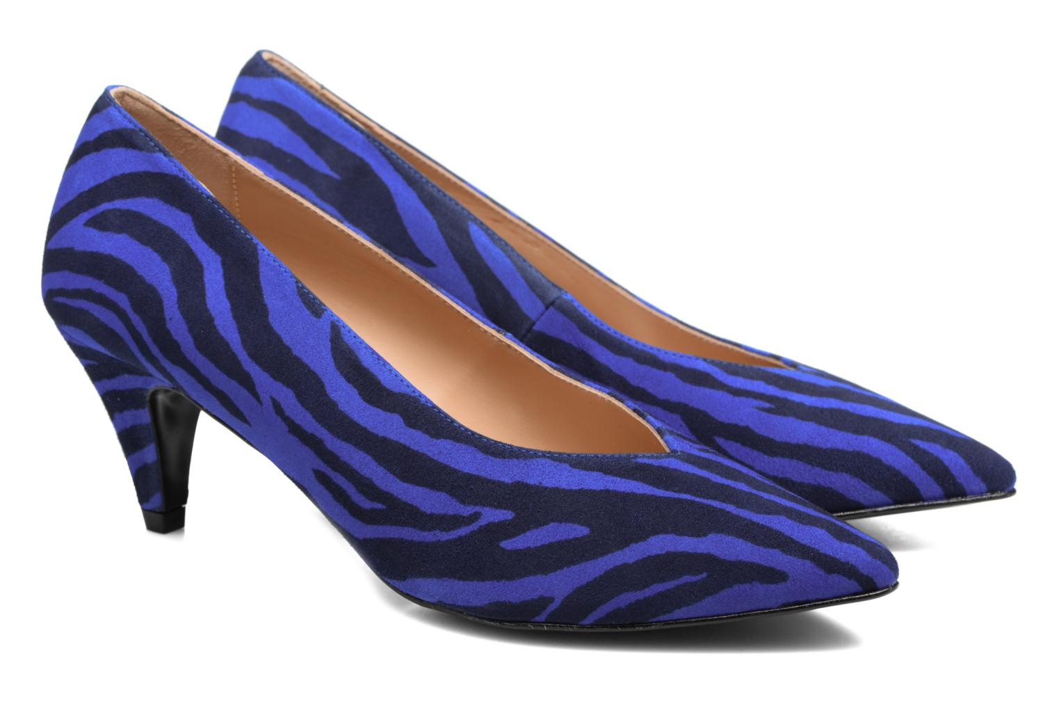 Pumps Made by SARENZA 90's Girls Gang Escarpins #3 blau ansicht von hinten