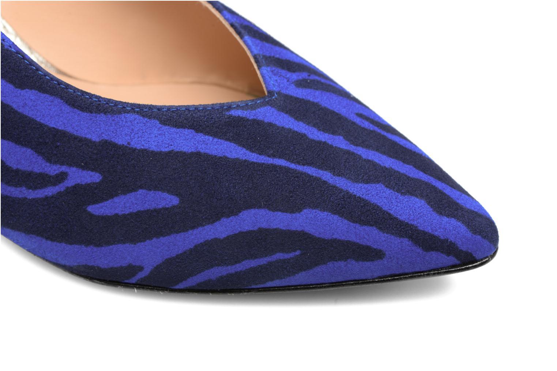 Zapatos de tacón Made by SARENZA Busy Girl Escarpins #3 Azul vista lateral izquierda