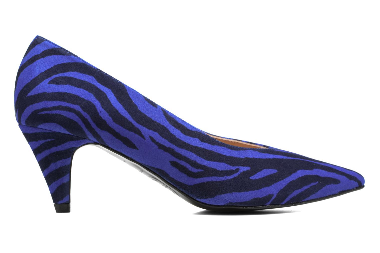 Zapatos de tacón Made by SARENZA Busy Girl Escarpins #3 Azul vista de detalle / par