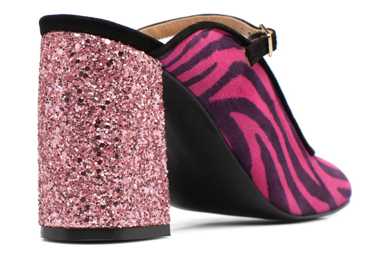 Wedges Made by SARENZA Crazy Seventy #8 Roze voorkant