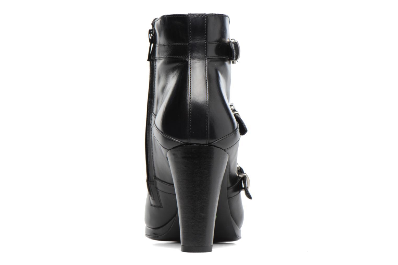 Kalfy 7 boot 3 strap Berbero Noir