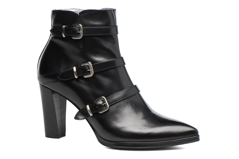 Bottines et boots Free Lance Kalfy 7 boot 3 strap Noir vue détail/paire