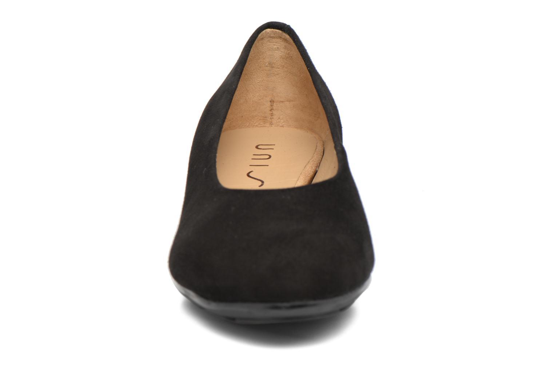 Ballet pumps Unisa Audaz Black model view