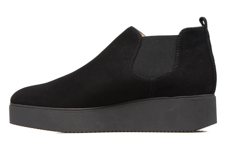 Bottines et boots Unisa Cadeo Noir vue face