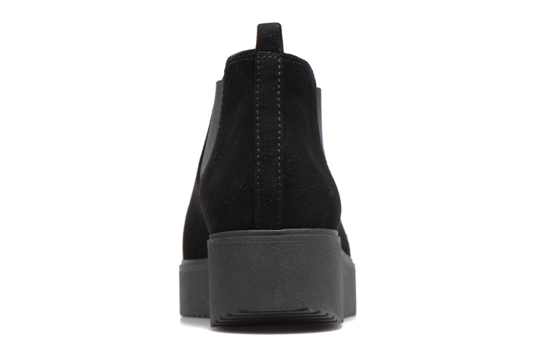 Bottines et boots Unisa Cadeo Noir vue droite