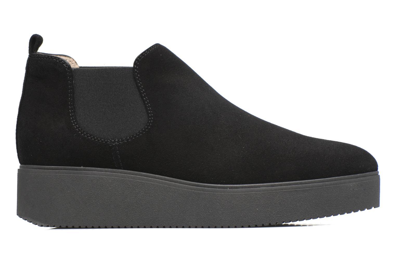 Bottines et boots Unisa Cadeo Noir vue derrière