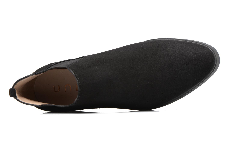 Bottines et boots Unisa Cadeo Noir vue gauche