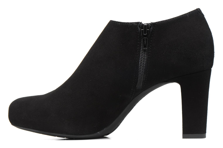 Ankle boots Unisa Nelas Black front view