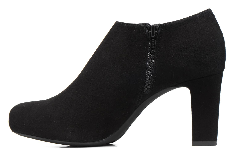 Boots en enkellaarsjes Unisa Nelas Zwart voorkant